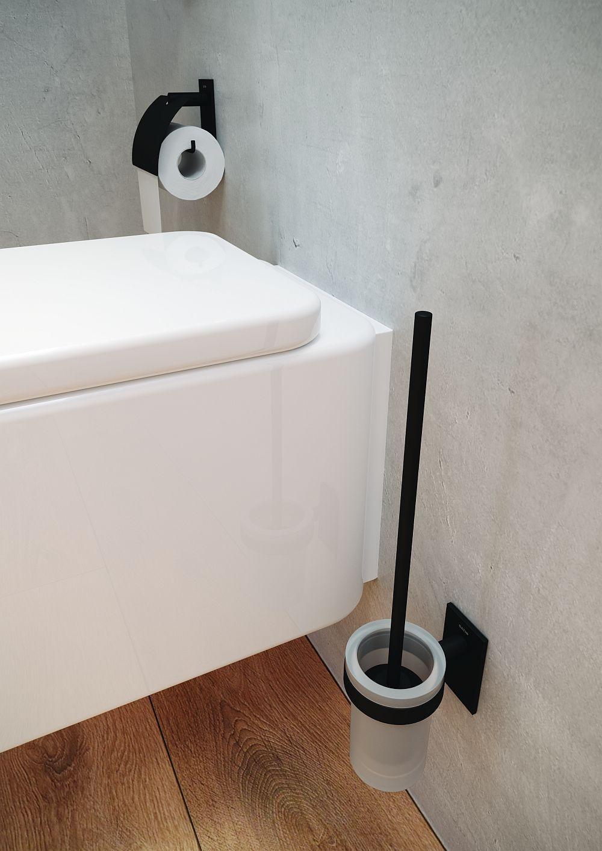 adelaparvu.com despre accesorii de baie de la Cosmic, colectia Stick, Bath+ (12)