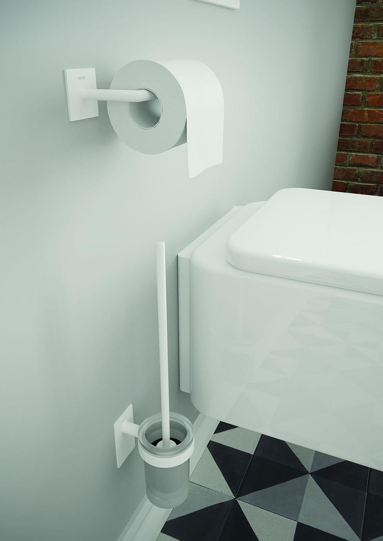 adelaparvu.com despre accesorii de baie de la Cosmic, colectia Stick, Bath+ (3)