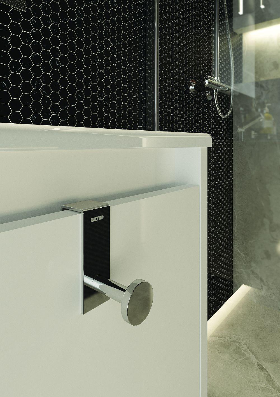 adelaparvu.com despre accesorii de baie de la Cosmic, colectia Stick, Bath+ (7)