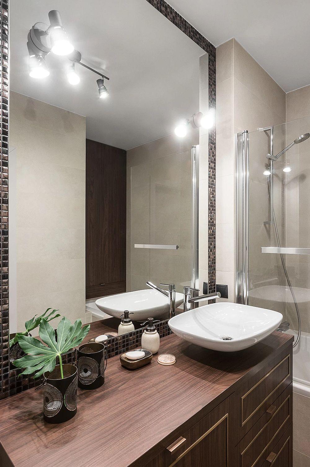 adelaparvu.com despre amenajare apartament 50 mp, design Pracownia Polka, Foto fotomohito (18)
