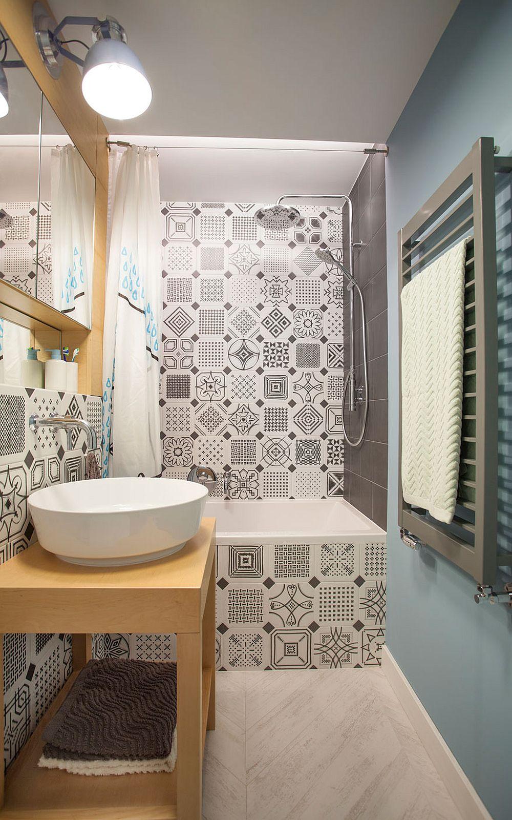 adelaparvu.com despre apartament 3 camere 55 mp, design Boho Studio (4)