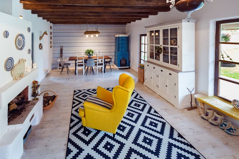 adelaparvu.com despre casa cu interior in stil romanesc, designer Alina Alexe, Decoraktiva (10)