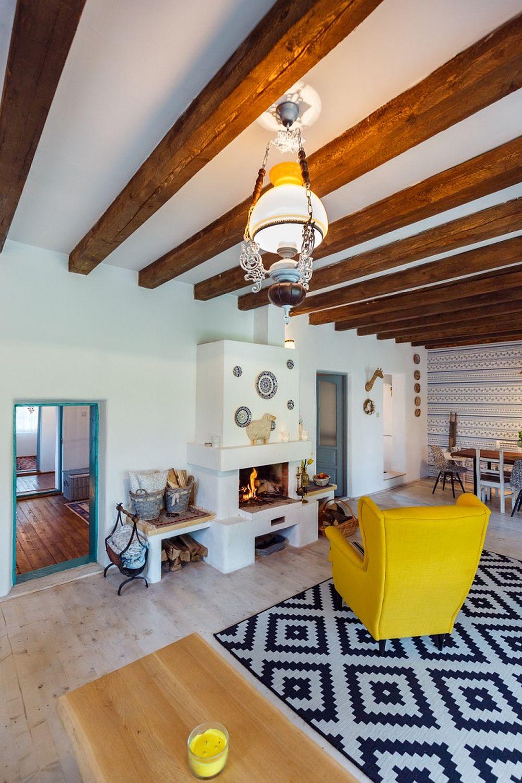 adelaparvu.com despre casa cu interior in stil romanesc, designer Alina Alexe, Decoraktiva (12)