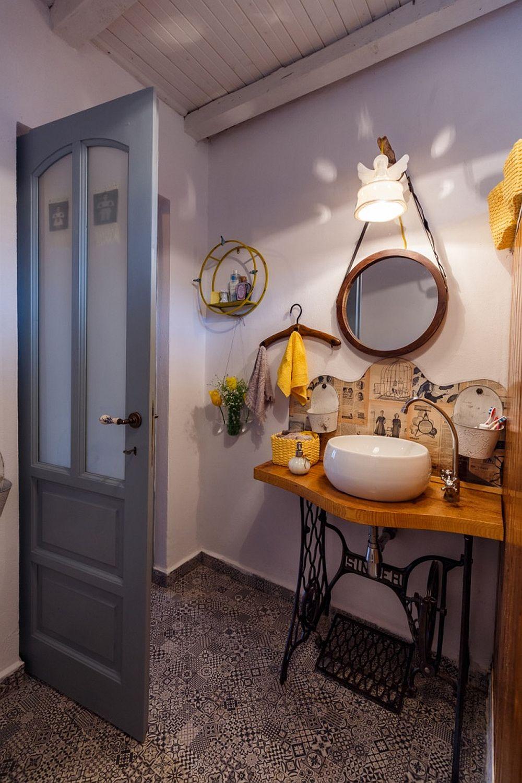 adelaparvu.com despre casa cu interior in stil romanesc, designer Alina Alexe, Decoraktiva (14)