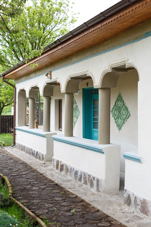 adelaparvu.com despre casa cu interior in stil romanesc, designer Alina Alexe, Decoraktiva (21)