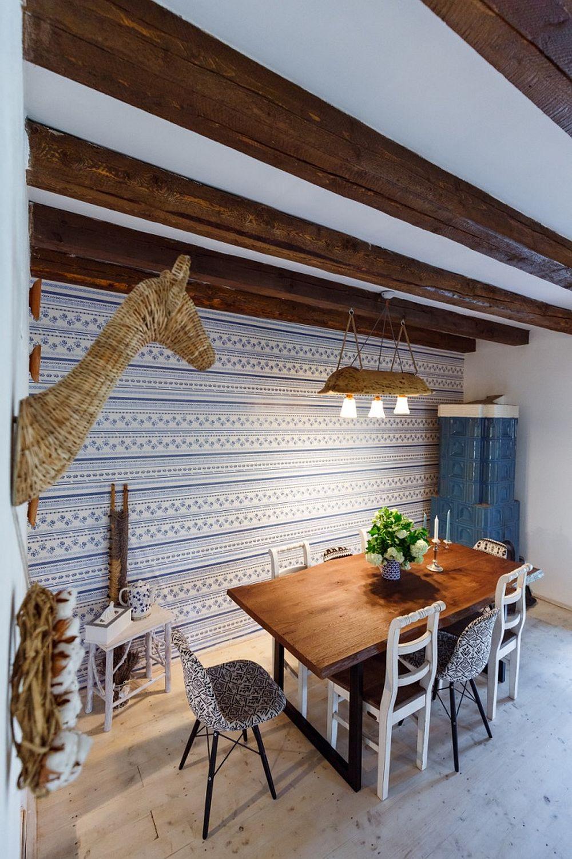 adelaparvu.com despre casa cu interior in stil romanesc, designer Alina Alexe, Decoraktiva (3)
