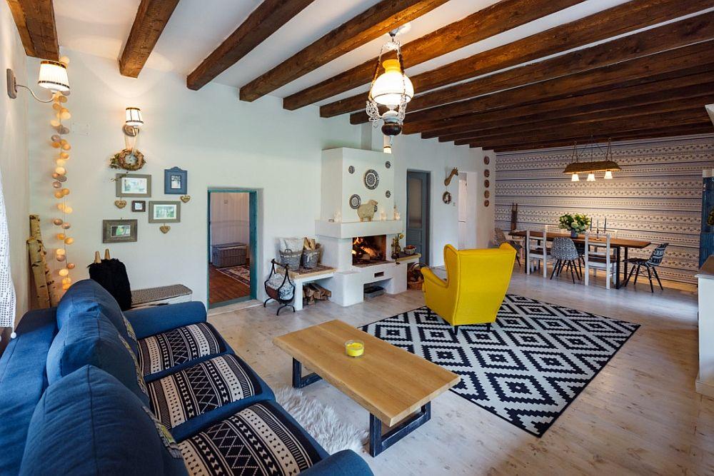 adelaparvu.com despre casa cu interior in stil romanesc, designer Alina Alexe, Decoraktiva (4)