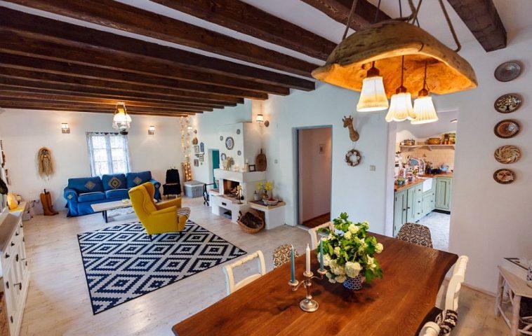 adelaparvu.com despre casa cu interior in stil romanesc, designer Alina Alexe, Decoraktiva (5)