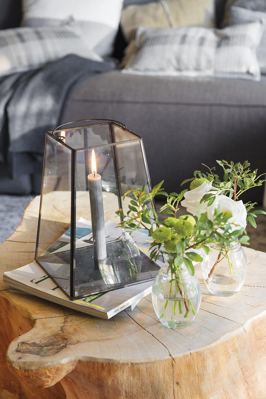 Obiectele decorative contează mult în atmosfera unei locuințe. Întotdeauna plantele verzi, florile din glastre adaugă o notă de prospețime, dar și de culoare.