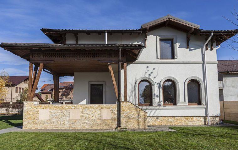adelaparvu.com despre casa in stil romanesc, arh. Adrian Paun, Foto Sever Popescu (1)