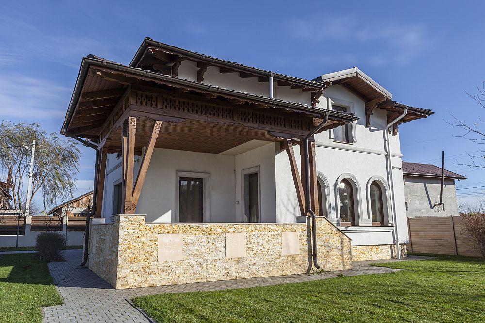 adelaparvu.com despre casa in stil romanesc, arh. Adrian Paun, Foto Sever Popescu (2)