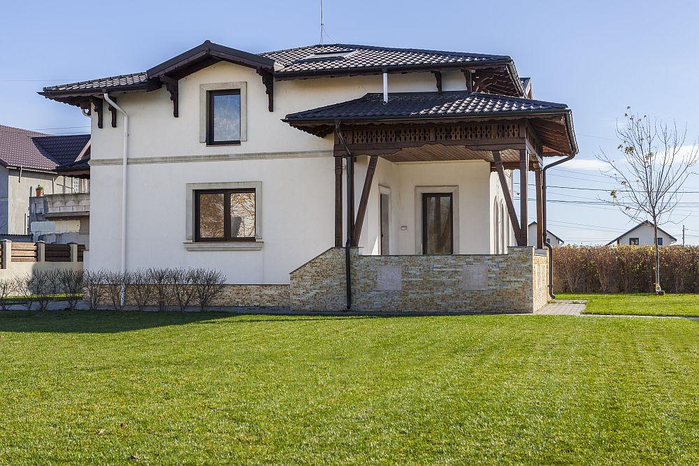adelaparvu.com despre casa in stil romanesc, arh. Adrian Paun, Foto Sever Popescu (3)