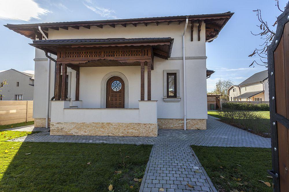 adelaparvu.com despre casa in stil romanesc, arh. Adrian Paun, Foto Sever Popescu (4)