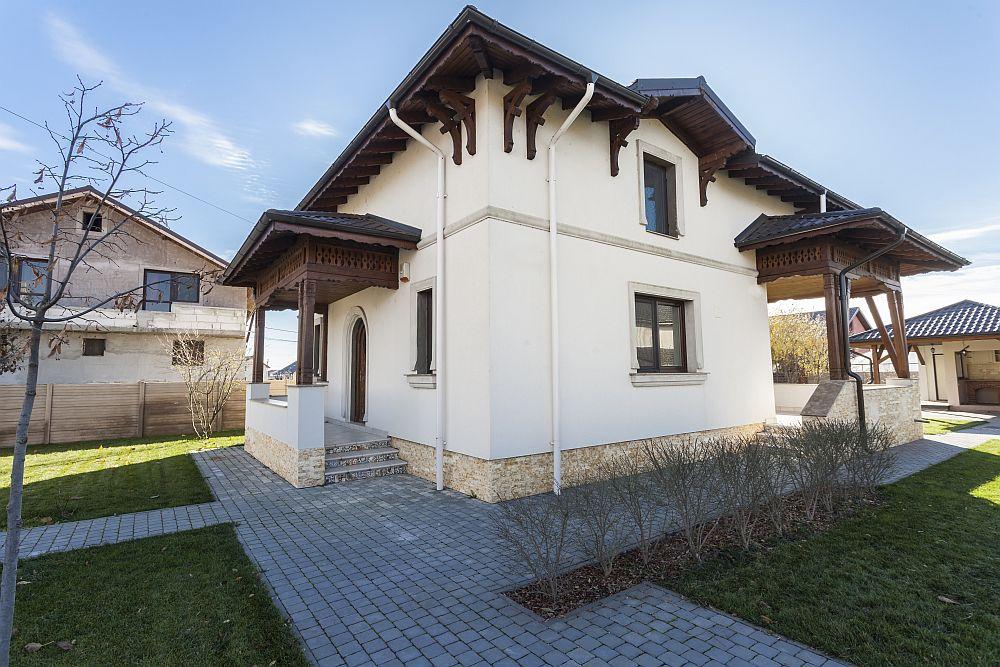 adelaparvu.com despre casa in stil romanesc, arh. Adrian Paun, Foto Sever Popescu (6)