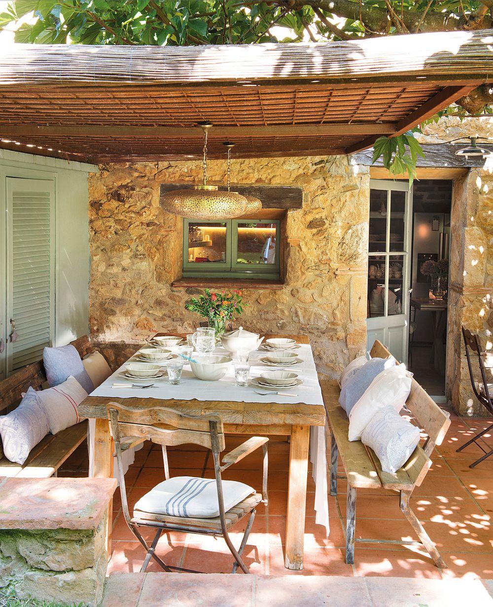adelaparvu.com despre casa in stil traditional catalan, renovare si design Grup Escriva (2)