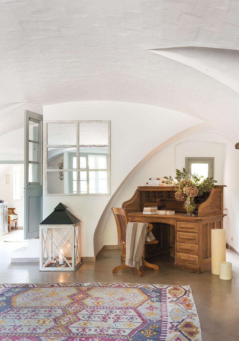 adelaparvu.com despre casa in stil traditional catalan, renovare si design Grup Escriva (6)