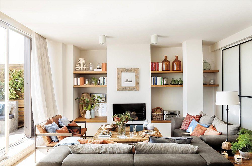 adelaparvu.com despre duplex cu terasa bucatarie de vara, design Abag Studio (10)