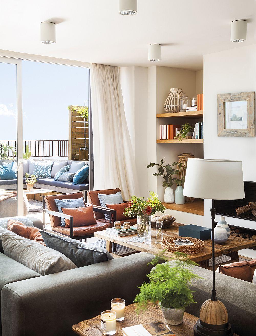 adelaparvu.com despre duplex cu terasa bucatarie de vara, design Abag Studio (11)