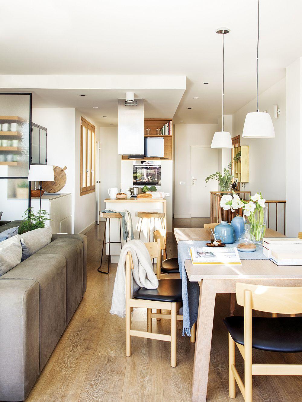 adelaparvu.com despre duplex cu terasa bucatarie de vara, design Abag Studio (12)