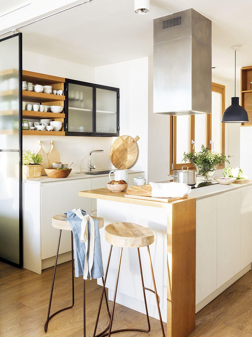 adelaparvu.com despre duplex cu terasa bucatarie de vara, design Abag Studio (13)