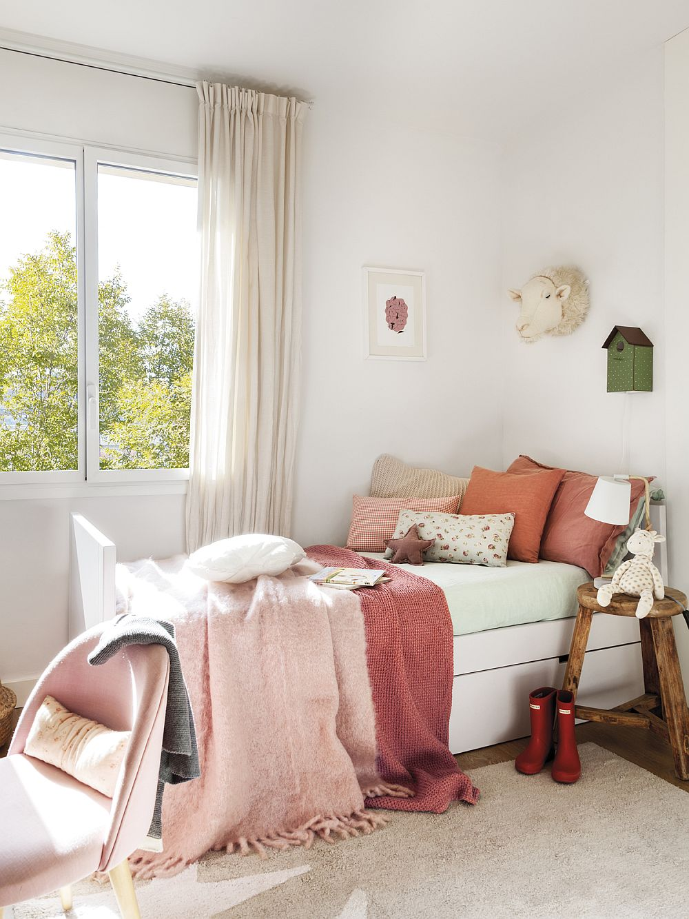 adelaparvu.com despre duplex cu terasa bucatarie de vara, design Abag Studio (17)