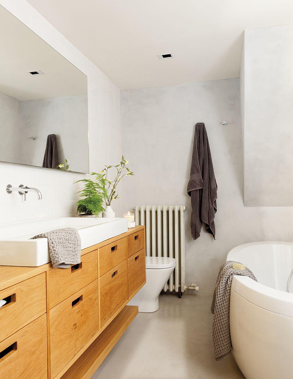 adelaparvu.com despre duplex cu terasa bucatarie de vara, design Abag Studio (21)