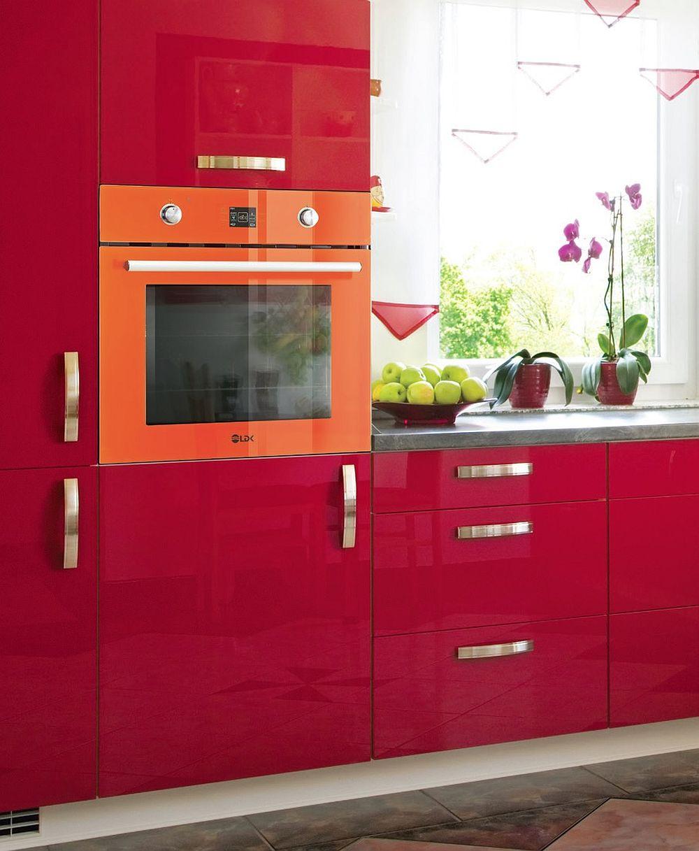 adelaparvu.com despre electrocasnice colorate incorporate LDK (3)