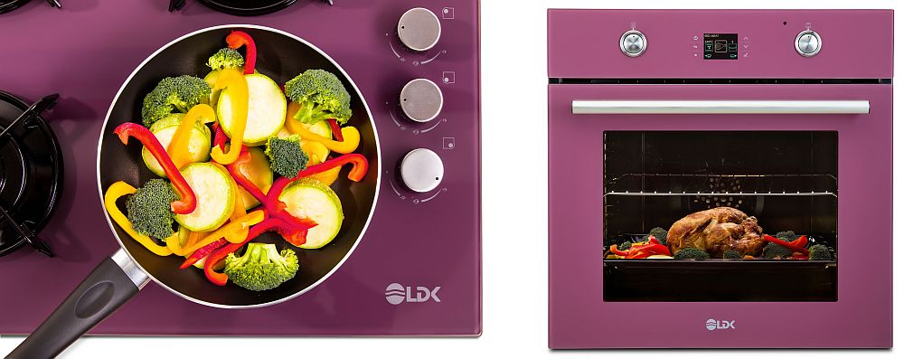 adelaparvu.com despre electrocasnice colorate incorporate LDK (5)