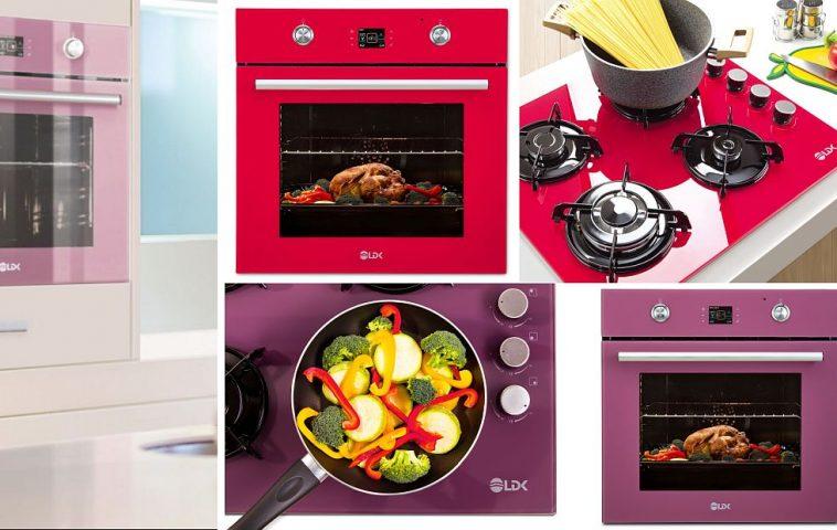 adelaparvu.com despre electrocasnice colorate incorporate LDK (9)