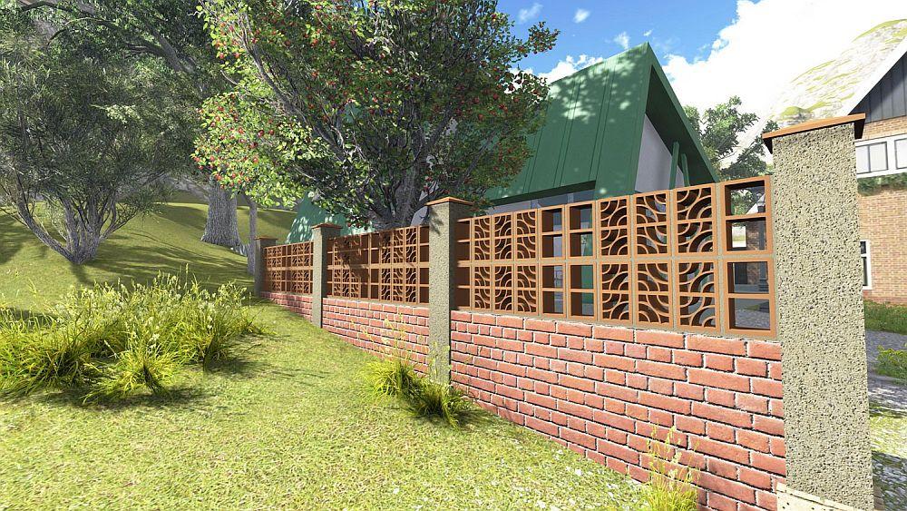 adelaparvu.com despre elemente gard caramida de la Brikston (3)