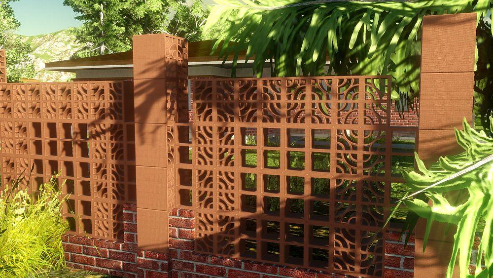 adelaparvu.com despre elemente gard caramida de la Brikston (6)