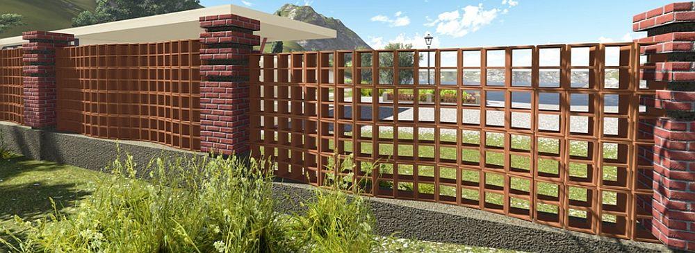 adelaparvu.com despre elemente gard caramida de la Brikston (7)