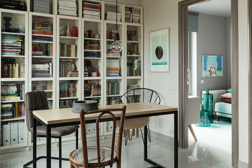 adelaparvu.com despre locuinta 38 mp, Moscova, design Irina Krasheninnikova, Foto Alexey Dovgan (14)