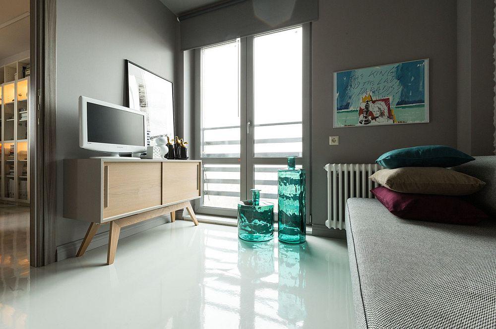 adelaparvu.com despre locuinta 38 mp, Moscova, design Irina Krasheninnikova, Foto Alexey Dovgan (17)