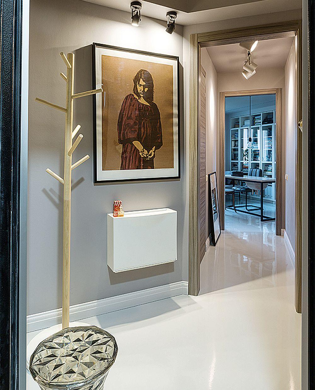 adelaparvu.com despre locuinta 38 mp, Moscova, design Irina Krasheninnikova, Foto Alexey Dovgan (21)