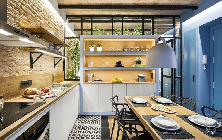 adelaparvu.com despre locuinta 40 mp Spania, design Egue y Seta, Foto Vicugo Foto (19)