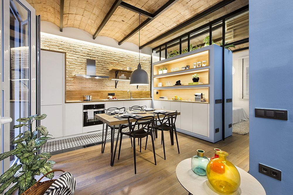 adelaparvu.com despre locuinta 40 mp Spania, design Egue y Seta, Foto Vicugo Foto (20)