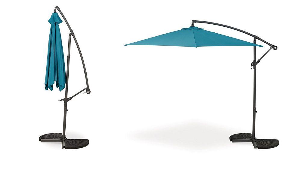 Umbrelă suspendată înălțime 3 metri, vezi detalii, preț AICI.