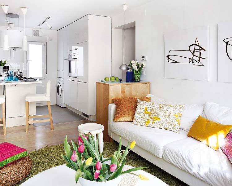 Vezi detalii despre apartamentul în stil actual AICI.