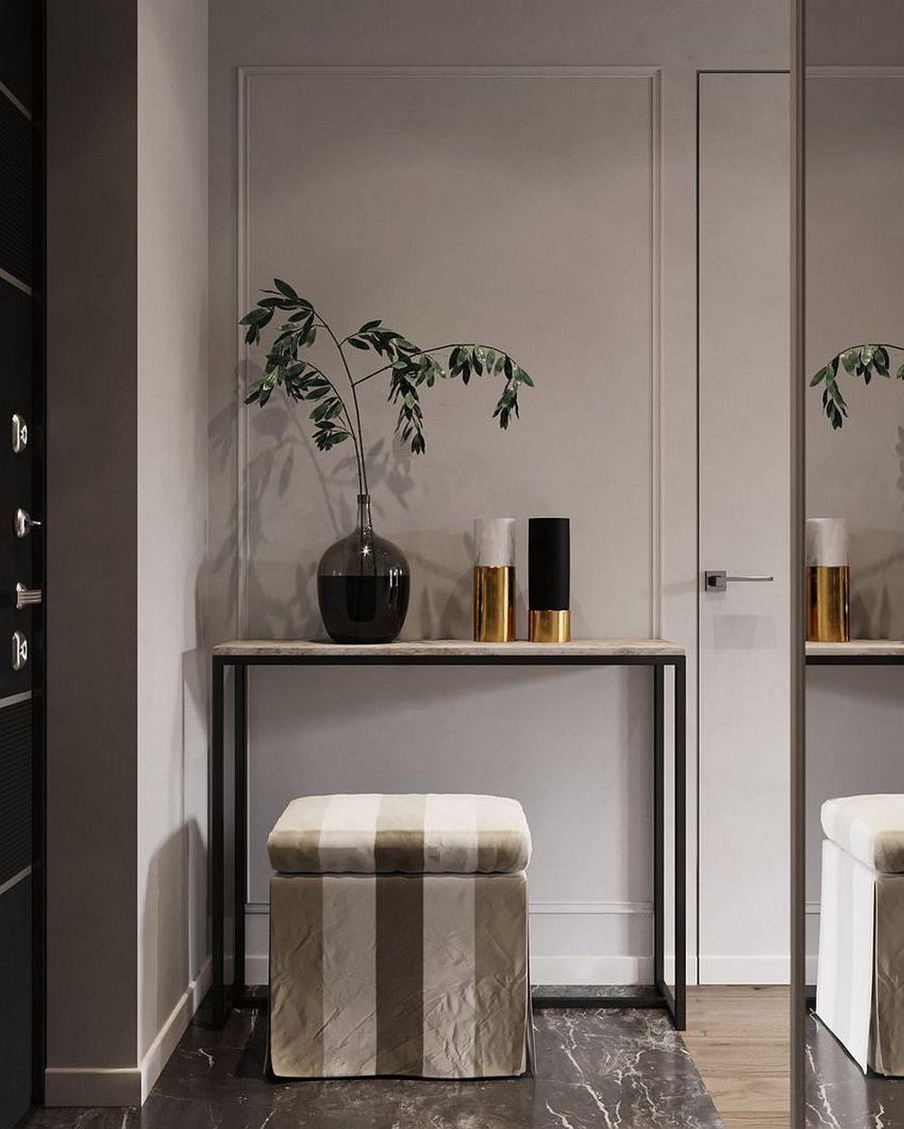 adelaparvu.com despre garsoniera 48 mp cu dressing si loc de pat, design Vae Design Group (5)