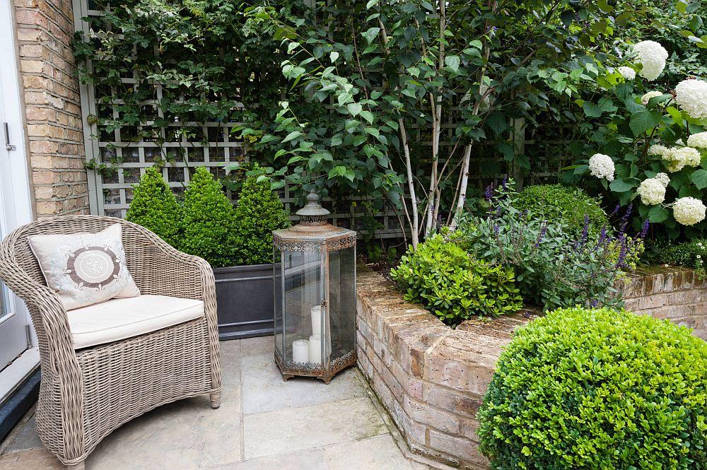 adelaparvu.com despre amenajare gradina in stil romantic, design KR Garden Design, Foto Caroline Mardon (10)