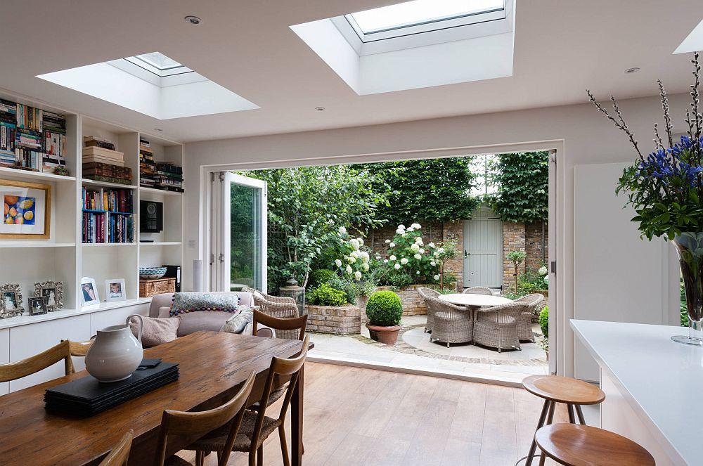 adelaparvu.com despre amenajare gradina in stil romantic, design KR Garden Design, Foto Caroline Mardon (14)