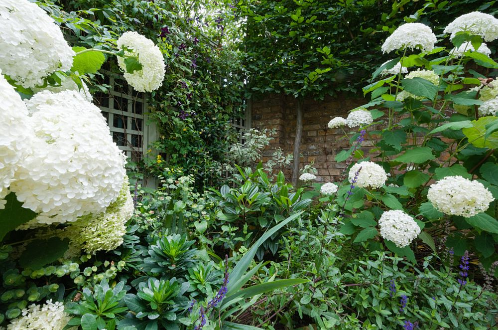 adelaparvu.com despre amenajare gradina in stil romantic, design KR Garden Design, Foto Caroline Mardon (2)