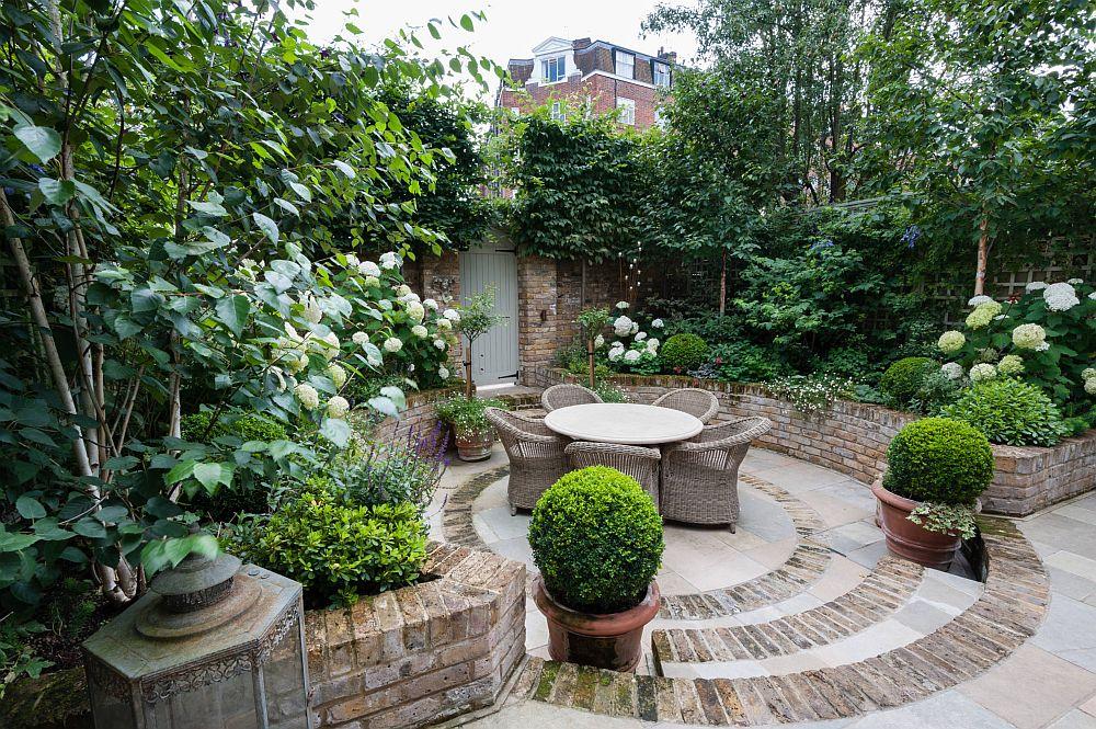 adelaparvu.com despre amenajare gradina in stil romantic, design KR Garden Design, Foto Caroline Mardon (6)