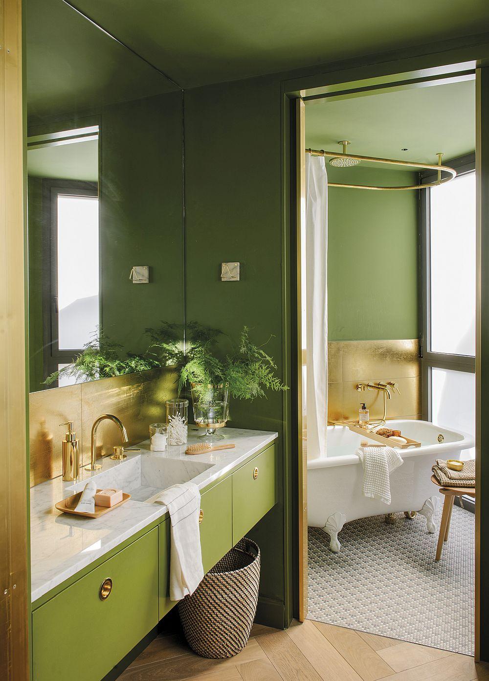 adelaparvu.com despre apartament 140 mp, Barcelona, designer Miriam Barrio, Foto Pere Peris (11)