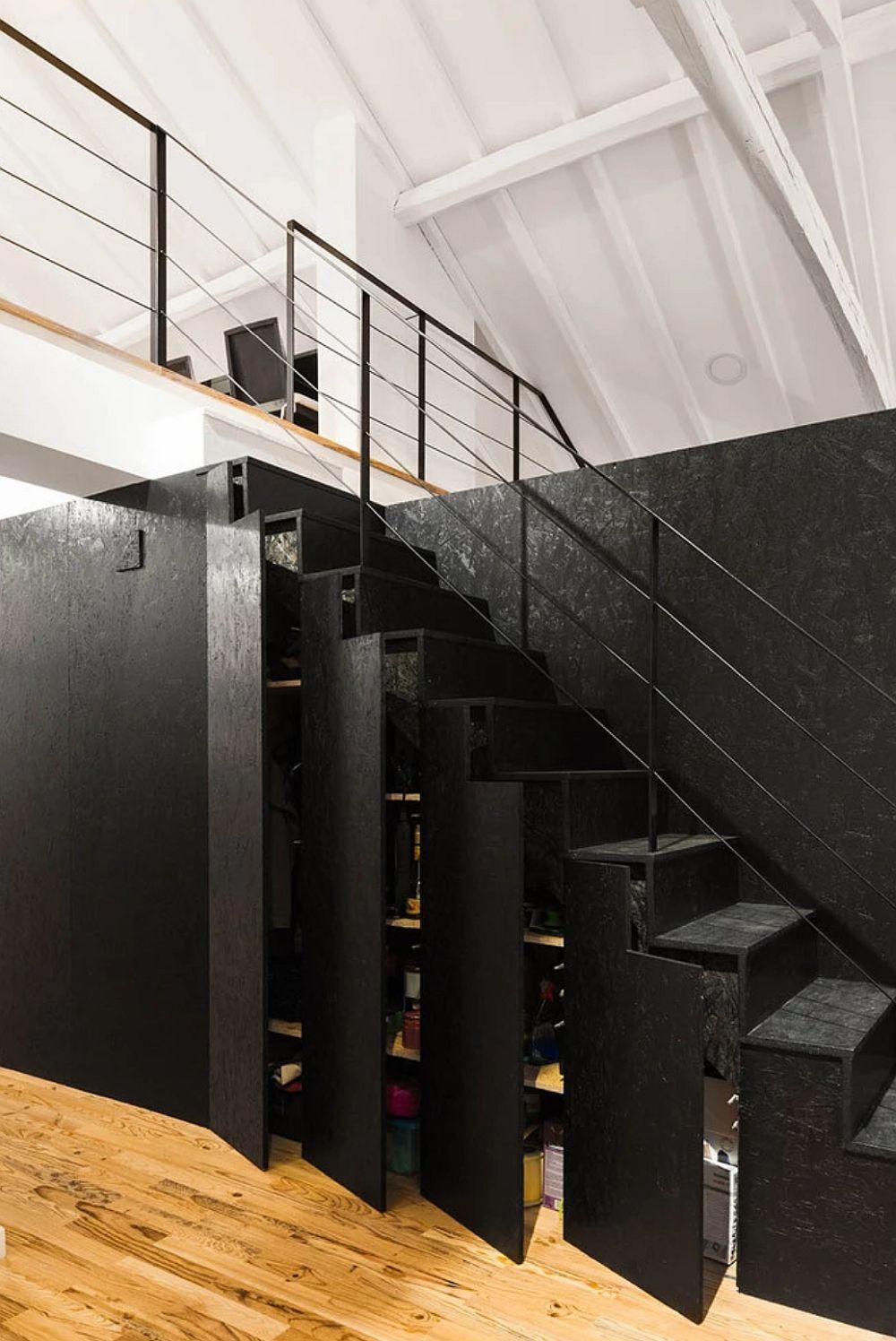 adelaparvu.com despre casa amenajata in grajd, Casa Celerio, arhitectura Ines Brandao (13)