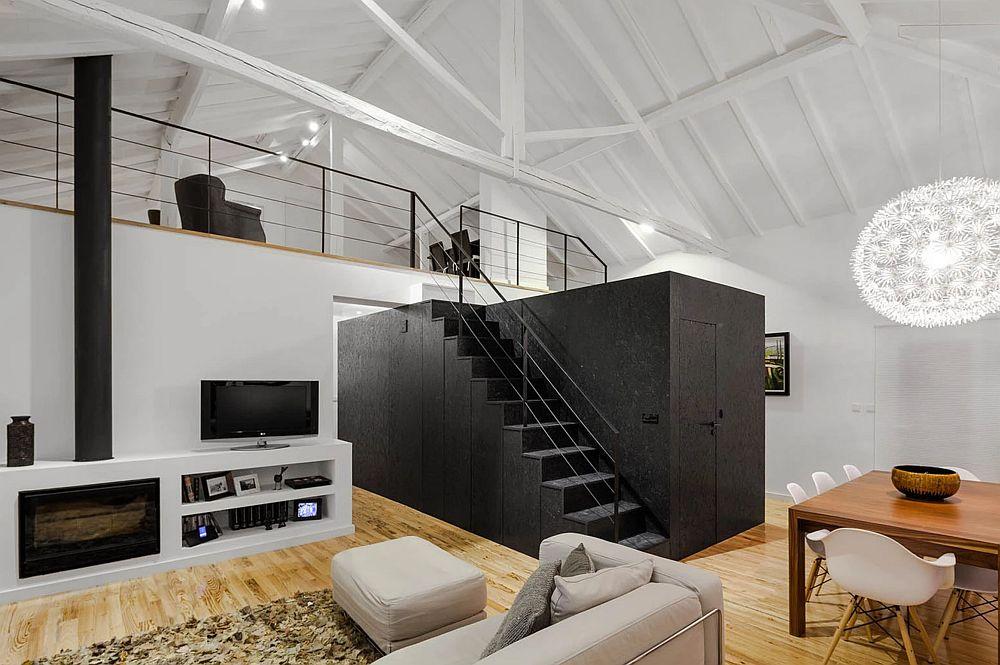 adelaparvu.com despre casa amenajata in grajd, Casa Celerio, arhitectura Ines Brandao (3)