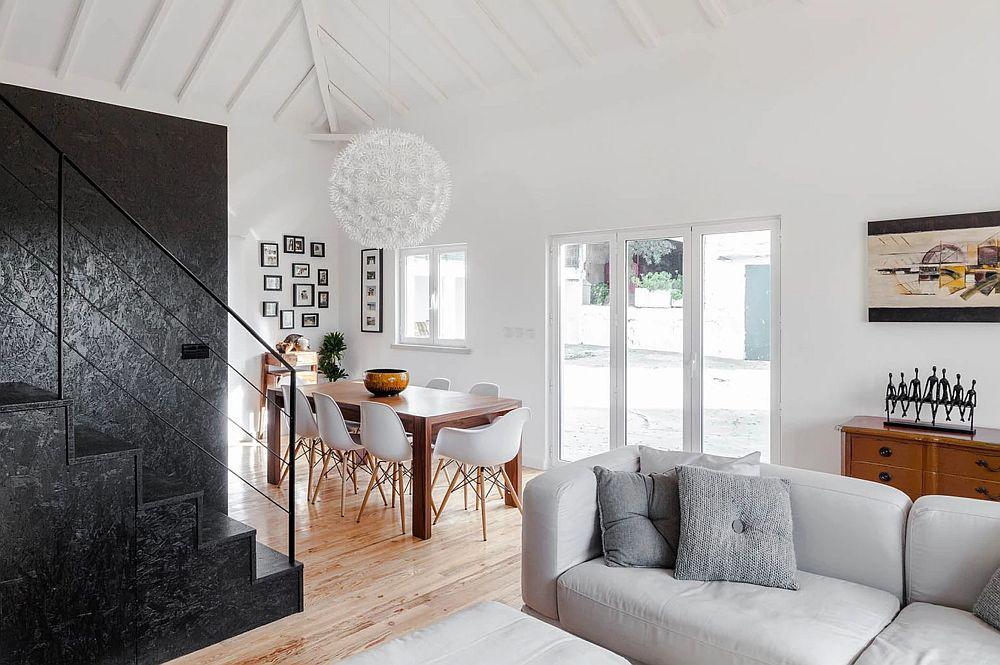 adelaparvu.com despre casa amenajata in grajd, Casa Celerio, arhitectura Ines Brandao (6)