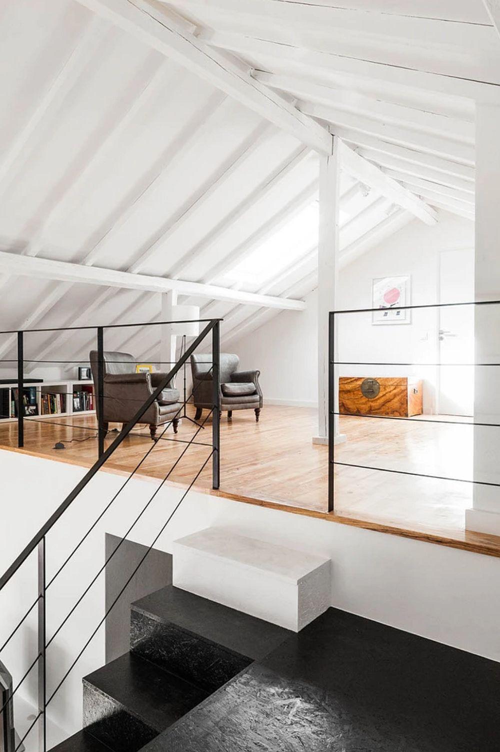 adelaparvu.com despre casa amenajata in grajd, Casa Celerio, arhitectura Ines Brandao (9)