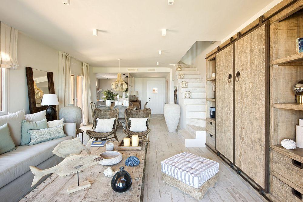 adelaparvu.com despre casa in stil marin Costa Brava, casa cu terasa, designer Pia Capdevila (12)